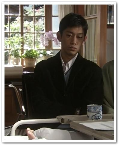 河瀬譲(川岡大次郎)「カーネーション」