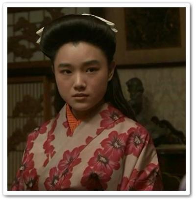嘉納冬子(城戸愛莉)「花子とアン」