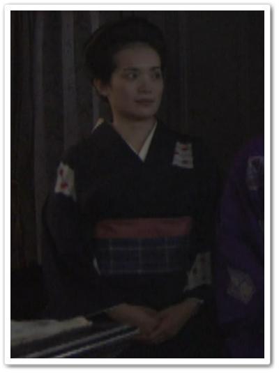 葉山家乳母(今野ゆか)「花子とアン」